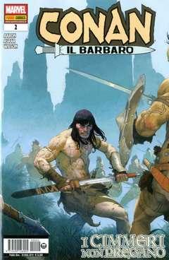 Copertina CONAN IL BARBARO Nuova Serie n.2 - CONAN IL BARBARO, MARVEL ITALIA
