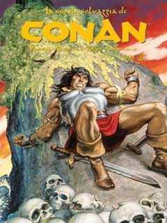 Copertina CONAN LA SPADA SELVAGGIA n.6 - 1978 (II PARTE), MARVEL ITALIA