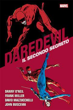 Copertina DAREDEVIL COLLECTION n.10 - IL SECONDO SEGRETO, MARVEL ITALIA