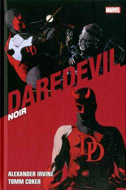 Copertina DAREDEVIL COLLECTION n.25 - DAREDEVIL NOIR, MARVEL ITALIA