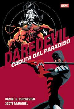 Copertina DAREDEVIL COLLECTION n.8 - CADUTA DAL PARADISO, MARVEL ITALIA