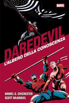 Copertina DAREDEVIL COLLECTION n.9 - L'ALBERO DELLA CONOSCENZA, MARVEL ITALIA