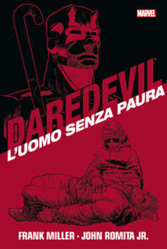 Copertina DAREDEVIL COLLECTION n.1 - L'UOMO SENZA PAURA, MARVEL ITALIA