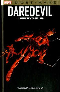 Copertina DAREDEVIL L'UOMO SENZA PAURA n. - L'UOMO SENZA PAURA, MARVEL ITALIA
