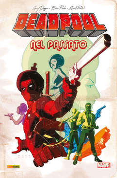Copertina DEADPOOL FLASHBACK n. - FLASHBACK, MARVEL ITALIA