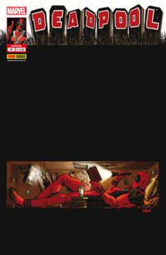 Copertina DEADPOOL serie n.26 - DEADPOOL, MARVEL ITALIA