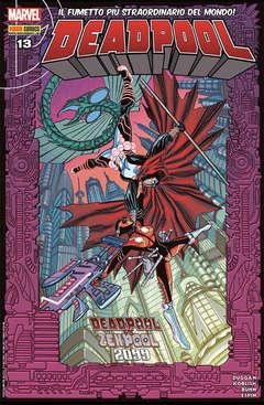 Copertina DEADPOOL serie n.72 - DEADPOOL 13, MARVEL ITALIA