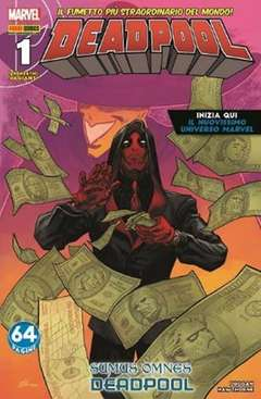 Copertina DEADPOOL serie Ristampa Var. n.60 - DEADPOOL 1, MARVEL ITALIA