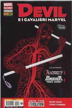 Copertina DEVIL E I CAVALIERI MARVEL n.17 - MARVEL NOW!, MARVEL ITALIA