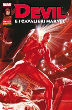 Copertina DEVIL E I CAVALIERI MARVEL n.6 - DEVIL E I CAVALIERI MARVEL, MARVEL ITALIA