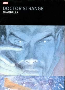 Copertina DR. STRANGE SHAMBALLAH n. - SHAMBALLAH, MARVEL ITALIA