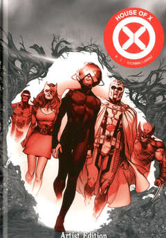 Copertina HOUSE OF X Artist Edition n. - HOUSE OF X, MARVEL ITALIA