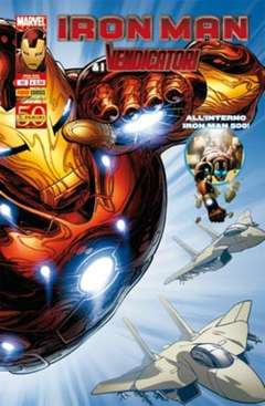 Copertina IRON MAN & POTENTI VENDICATORI n.42 - SPECIALE MARVEL .1, MARVEL ITALIA