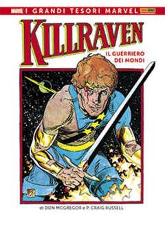 Copertina KILLRAVEN n. - KILLRAVEN, MARVEL ITALIA
