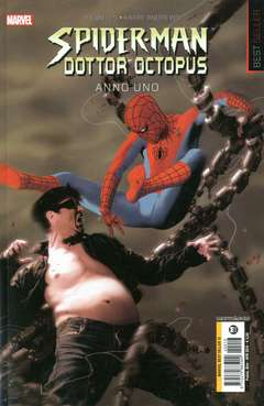 Copertina MARVEL BEST SELLER n.13 - SPIDER-MAN/DOCTOR OCTOPUS: ANNO UNO, MARVEL ITALIA