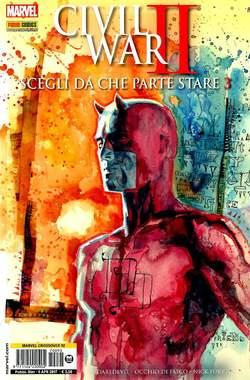 Copertina MARVEL CROSSOVER n.92 - CIVIL WAR II - SCEGLI DA CHE PARTE STARE 3, MARVEL ITALIA
