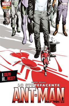 Copertina MARVEL HEROES n.9 - LO STUPEFACENTE ANT-MAN 5, MARVEL ITALIA