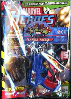 Copertina MARVEL HEROES Vecchia Serie n.5 - MARVEL HEROES, MARVEL ITALIA