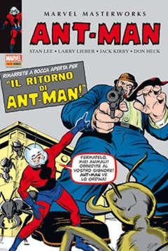 Copertina MARVEL MASTERWORKS n.42 - ANT-MAN E GIANT MAN 1, MARVEL ITALIA
