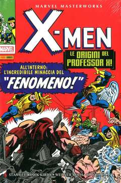 Copertina MARVEL MASTERWORKS n.43 - X-MEN 2, MARVEL ITALIA