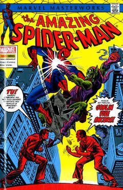Copertina MARVEL MASTERWORKS n.99 - SPIDER-MAN 14, MARVEL ITALIA