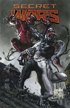 Copertina MARVEL MINISERIE n.170 - DELL'OTTO Variant Collection, MARVEL ITALIA