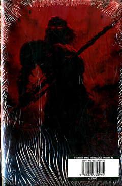 Copertina MARVEL MINISERIE #244 Variant n.2 - METAL Variant + T-Shirt M, MARVEL ITALIA