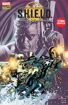 Copertina MARVEL SPECIAL nuova serie n.15 - S.H.I.E.L.D. SPECIALE 50° ANNIVERSARIO, MARVEL ITALIA