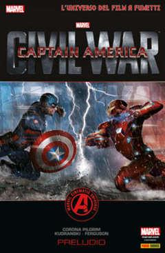 Copertina MARVEL SPECIAL nuova serie n.16 - CAPTAIN AMERICA: CIVIL WAR PRELUDIO, MARVEL ITALIA