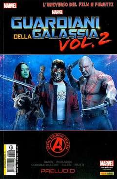 Copertina MARVEL SPECIAL nuova serie n.18 - GUARDIANI DELLA GALASSIA: IL FILM, MARVEL ITALIA