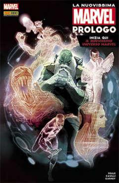 Copertina MARVEL TALES n.18 - LA NUOVISSIMA MARVEL - PROLOGO, MARVEL ITALIA