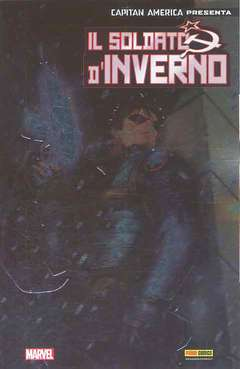 Copertina MARVEL TALES 1 variant cover n. - IL SOLDATO D'INVERNO, MARVEL ITALIA