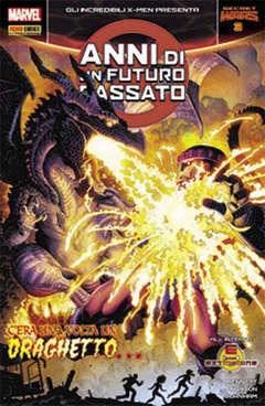 Copertina X-MEN n.309 - ANNI DI UN FUTURO PASSATO, MARVEL ITALIA