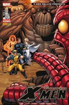 Copertina X-MEN DELUXE n.204 - ASTONISHING X-MEN: MOSTRUOSO, MARVEL ITALIA