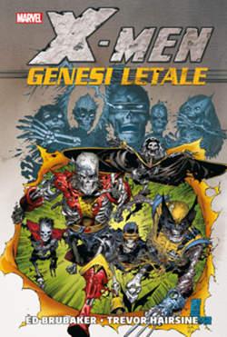 Copertina X-MEN GENESI LETALE n. - GENESI LETALE, MARVEL ITALIA