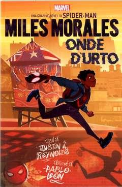 Copertina MILES MORALES ONDE D'URTO n. - MILES MORALES: ONDE D'URTO, MARVEL ITALIA