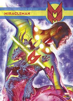 Copertina MIRACLEMAN Volume n.2 - LA SINDROME DEL RE ROSSO, MARVEL ITALIA