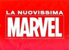 Copertina NUOVISSIMA MARVEL n. - NUOVISSIMA MARVEL, MARVEL ITALIA