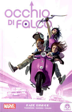 Copertina OCCHIO DI FALCO KATE BISHOP n. - KATE BISHOP, MARVEL ITALIA