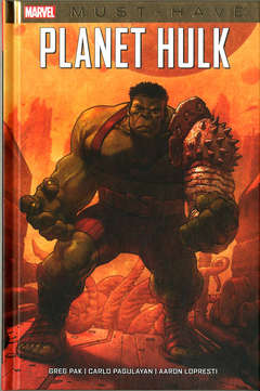 Copertina PLANET HULK n. - PLANET HULK, MARVEL ITALIA
