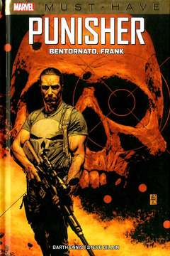 Copertina PUNISHER BENTORNATO FRANK n. - PUNISHER: BENTORNATO FRANK, MARVEL ITALIA