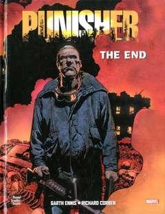 Copertina PUNISHER THE END n. - PUNISHER THE END, MARVEL ITALIA