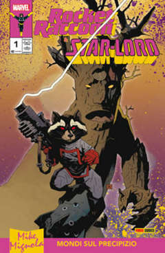 Copertina ROCKET RACCOON & STAR-LORD n. - ROCKET RACCOON & STAR-LORD, MARVEL ITALIA