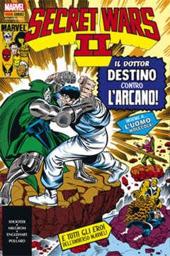 Copertina SECRET WARS OMNIBUS (m4) n.3 - SECRET WARS II OMNIBUS 2, MARVEL ITALIA