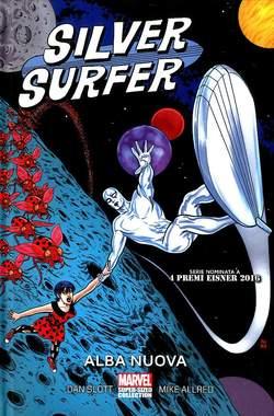 Copertina SILVER SURFER ALBA NUOVA Rist. n. - ALBA NUOVA - Ristampa, MARVEL ITALIA