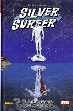 Copertina SILVER SURFER Volume n.2 - UN POTERE SUPERIORE A QUELLO COSMICO, MARVEL ITALIA