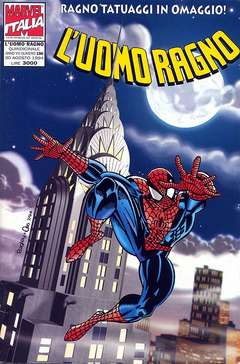 MARVEL ITALIA - SPIDER-MAN