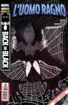 Copertina SPIDER-MAN n.479 - BACK IN BLACK!, MARVEL ITALIA