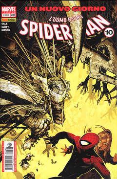 Copertina SPIDER-MAN n.498 - L`UOMO RAGNO, MARVEL ITALIA