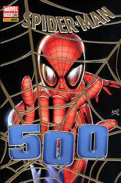 Copertina SPIDER-MAN n.500 - COPERTINA METALLIZZATA ORO, MARVEL ITALIA